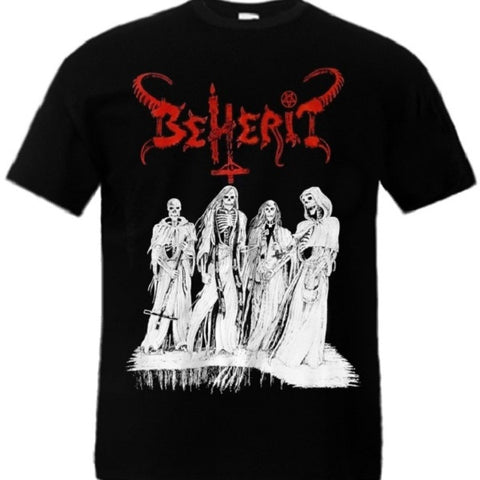 Beherit | Satanic Metal temple GS