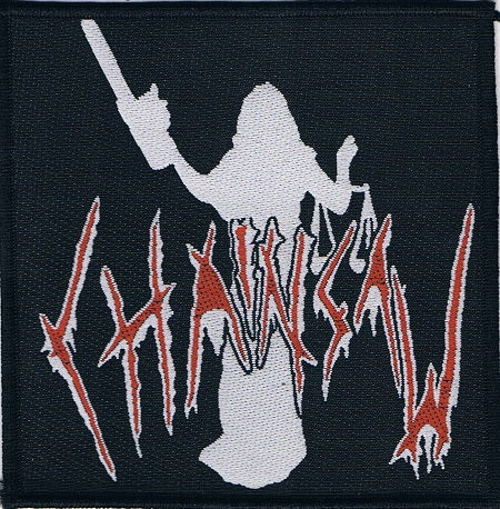 Chainsaw | Justitia Woven Patch