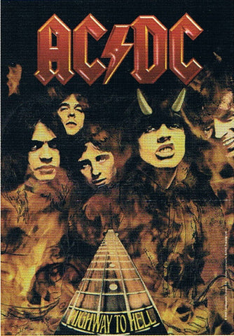 AC/DC | Highway To Hell Flag