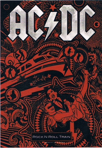 AC/DC | Rock n Roll Train Flag