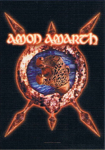 Amon Amarth | Ship Flag