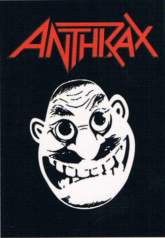 Anthrax | Not Man Flag