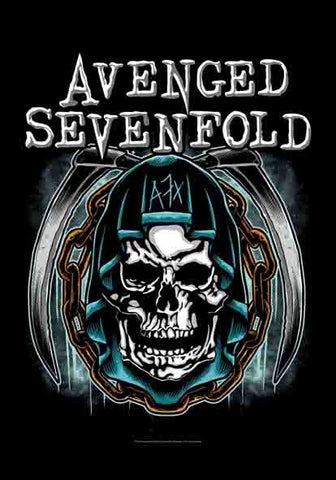 Avenged Sevenfold | Holy Reaper Flag