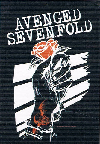 Avenged Sevenfold | Barbed Wired Hand