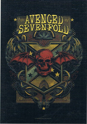 Avenged Sevenfold | Death Crest Flag