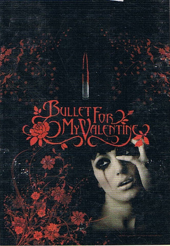 Bullet for my Valentine | Tears & Flowers Flag