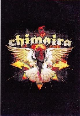 Chimaira | Dove Flag