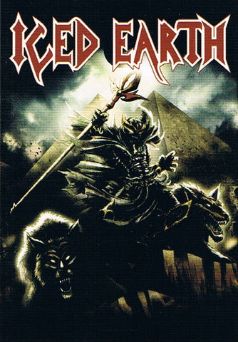 Iced Earth | Framing Armageddon Flag