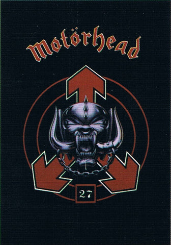 Motorhead | 27 Years Flag