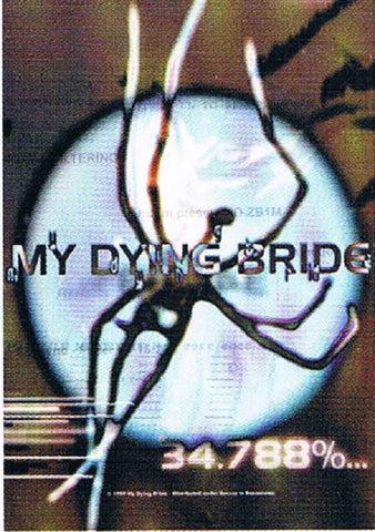 My Dying Bride | Spider Flag