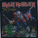 Iron Maiden | The Trooper Woven Patch 2010