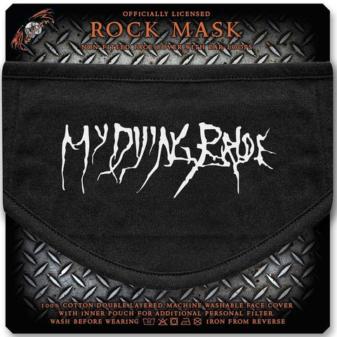 My Dying Bride | Face Mask Logo