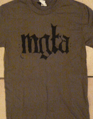Mgla | No Solace Grey TS