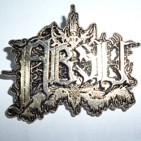 Absu | Pin Badge 3D Logo