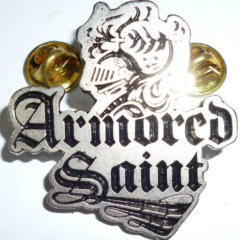 Armored Saint | Pin Badge Logo