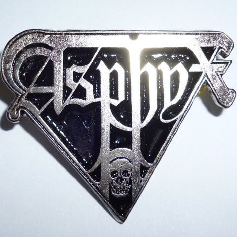 Asphyx | Pin Badge Logo