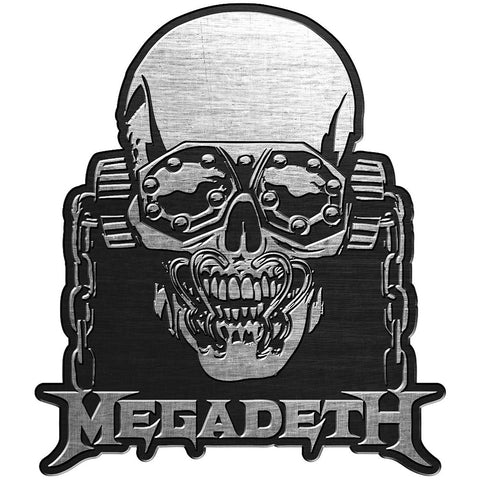 Megadeth | Pin Badge Vic Rattlehead