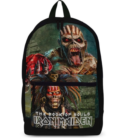 Iron Maiden | Rucksack The Book Of Souls