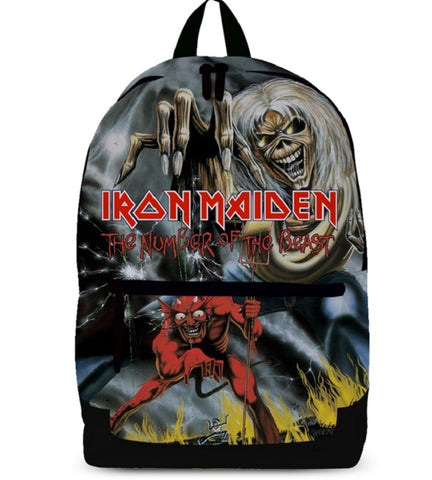 Iron Maiden | Rucksack Number Of The Beast
