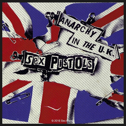 Sex Pistols | Anarchy In The UK