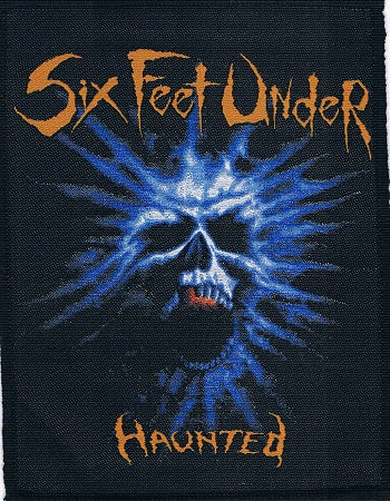 Six Feet Under | Haunted Woven Patch