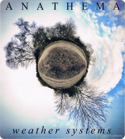 Anathema | Weather Systems Sticker