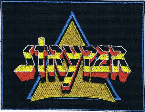 Stryper | Stitched Tri-Angle Logo