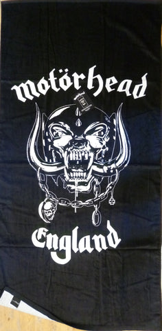 Motorhead | Logo Warpig Beach Towel