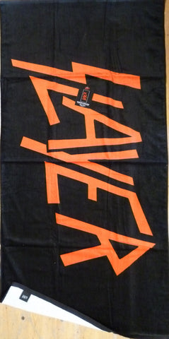 Slayer | Logo Beach Towel