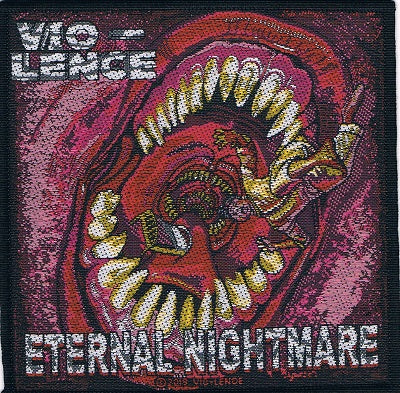 Vio-lence | Eternal Nightmare Woven Patch