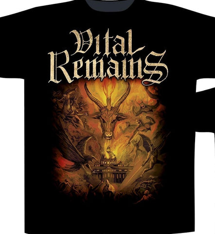 Vital remains | Dawn Of The Apocalypse TS