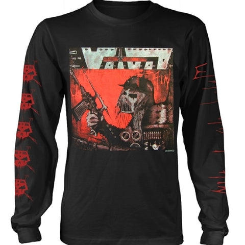 Voi Vod | War & Pain LS