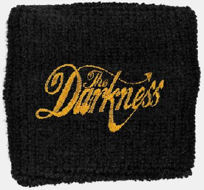 Darkness The | Sweatband Gold Logo