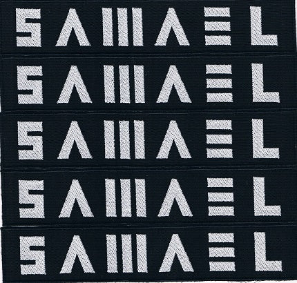 Samael | Stitched New Logo Stripe