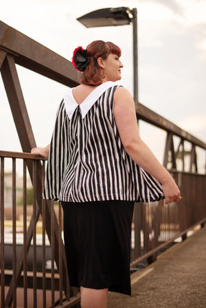 'Miss Vee' Maternity Top