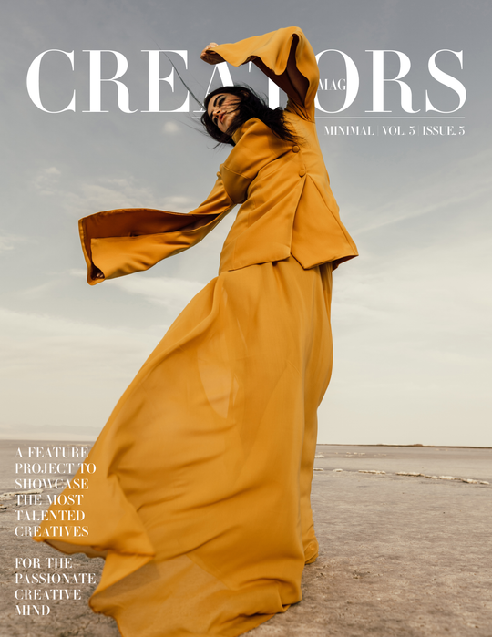 Creator Sessions: COVER STORY with Multi-Talented Creator Pariya Samadi