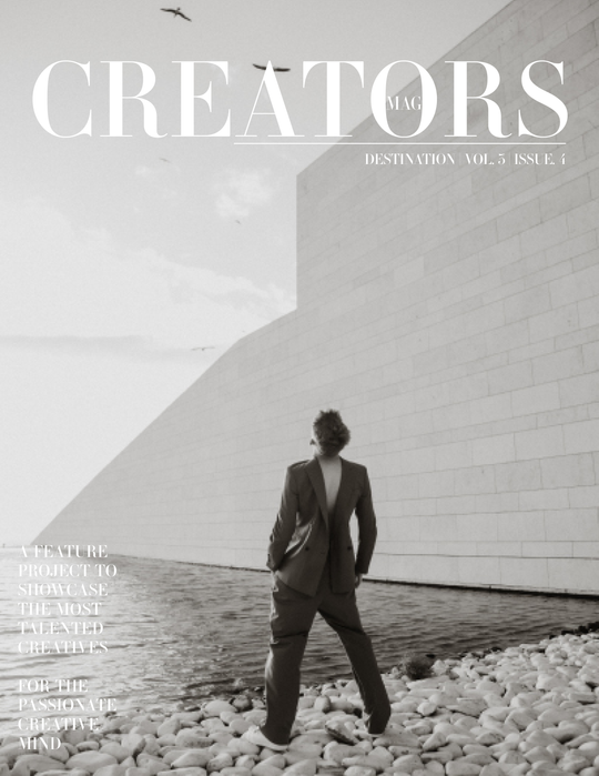 Creator Sessions: Featuring Cover Stylist Elisa Martins
