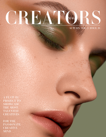 Creators Magazine | Autumn Vol.2 Issue.18 (PRINT + DIGITAL)