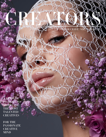 Creators Magazine | Color Crave Vol.2 Issue.6 (PRINT + DIGITAL)