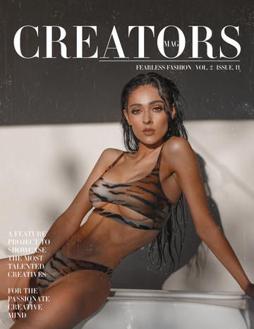 Creators Magazine | Fearless Fashion Vol.2 Issue.11 (PRINT + DIGITAL)