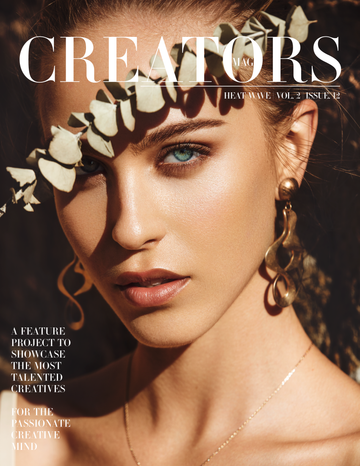 Creators Magazine | Heat Wave Vol.2 Issue.12 (DIGITAL ONLY)