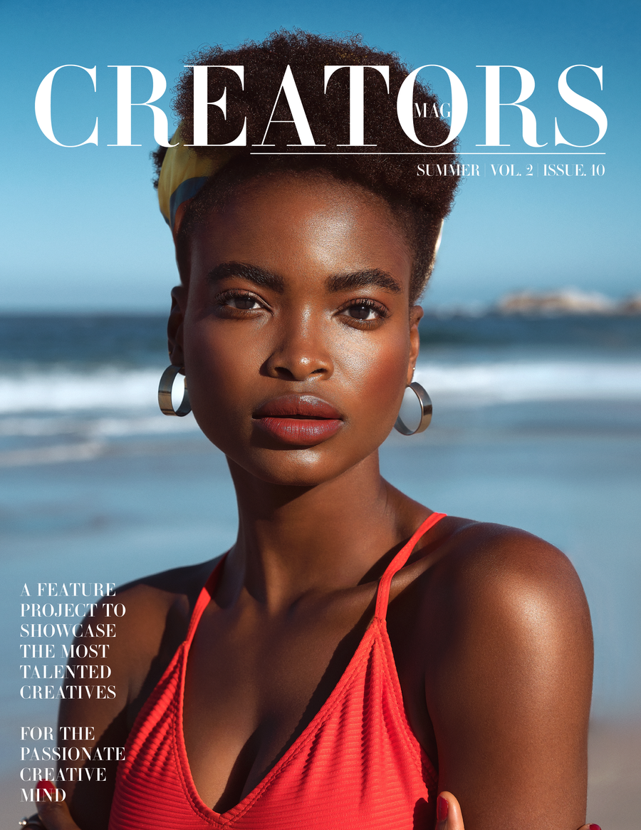 Creators Magazine | Summer Vol.2 Issue.10 (PRINT + DIGITAL)