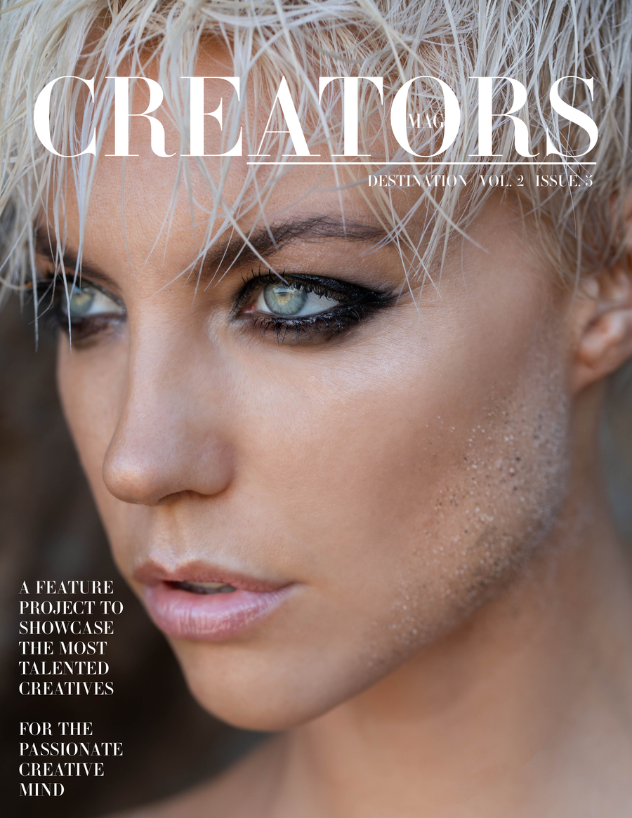 Creators Magazine | Destination Vol.2 Issue.5 (PRINT + DIGITAL)
