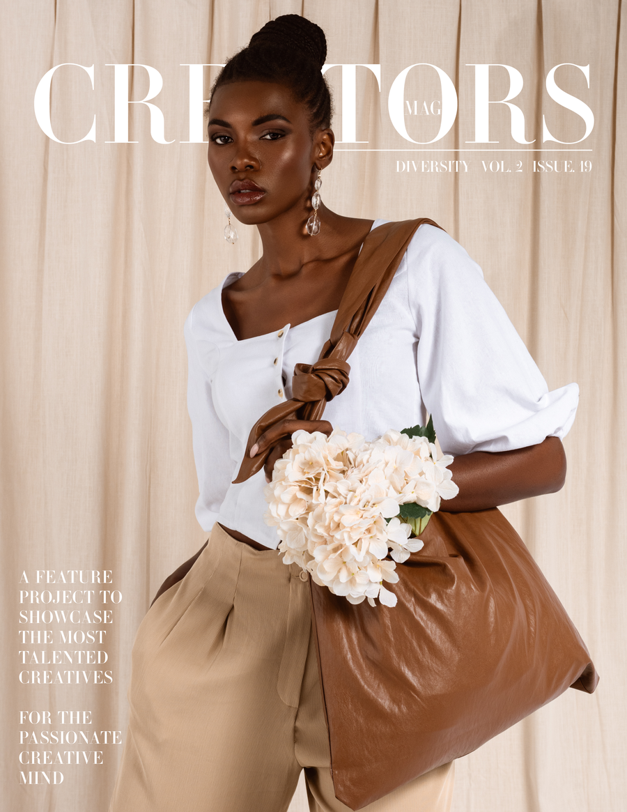 Creators Magazine | Diversity Vol.2 Issue.19 (PRINT + DIGITAL)