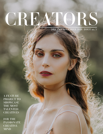 Creators Magazine | Dreamy Issue no.3 (PRINT + DIGITAL)