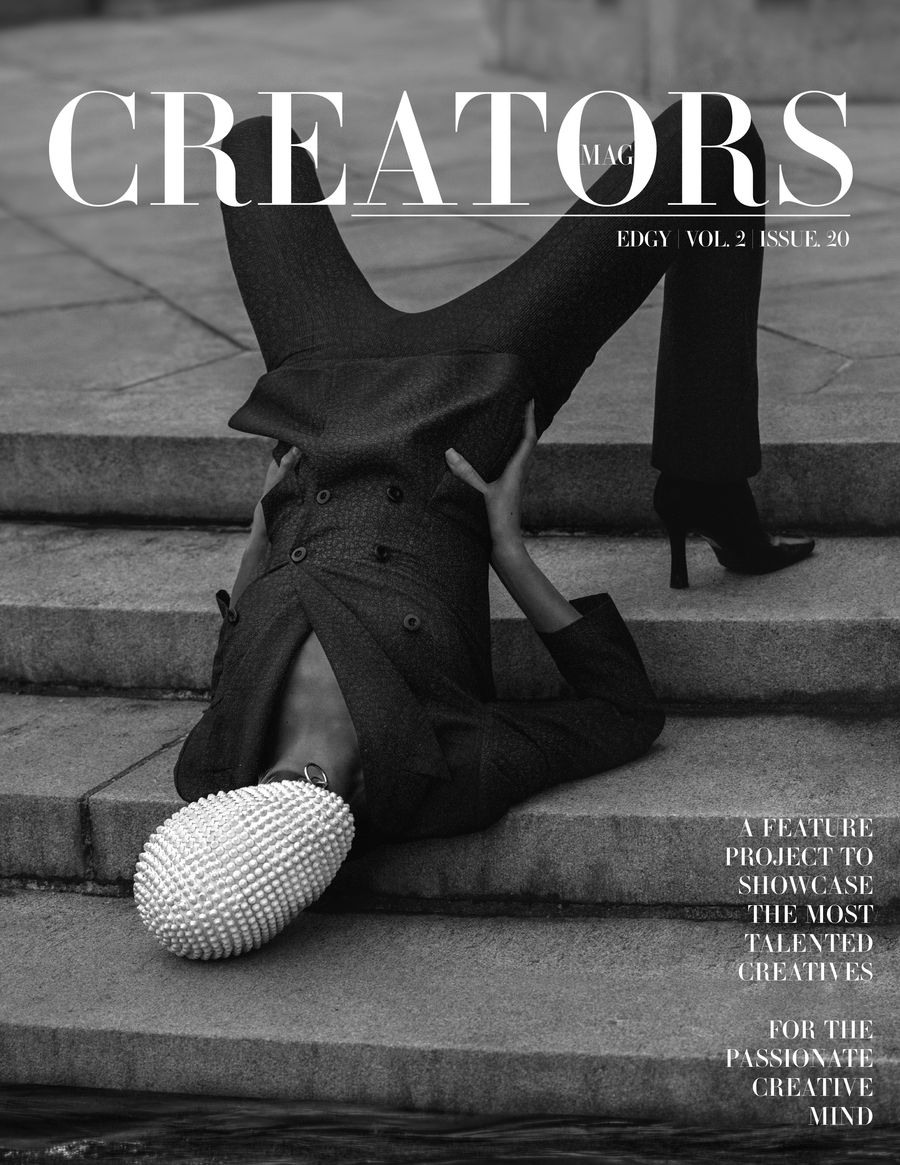 Creators Magazine | Edgy Vol.2 Issue.20 (PRINT + DIGITAL)