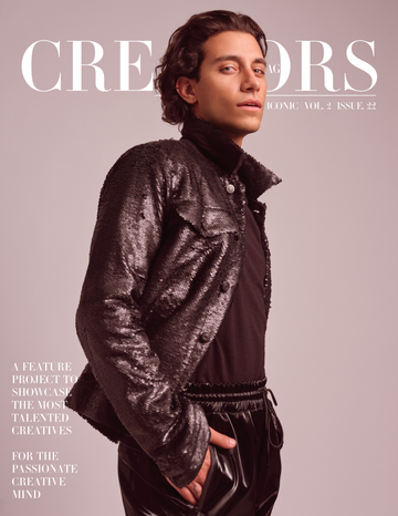 Creators Magazine | Iconic Vol.2 Issue.22 (PRINT + DIGITAL)