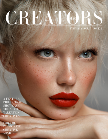 Creators Magazine | Intimacy Vol.3 Issue.2 (PRINT + DIGITAL)
