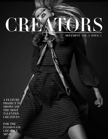 Creators Magazine | MOVEMENT Vol.2 Issue.2 (DIGITAL ONLY)