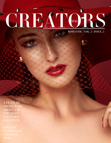 Creators Magazine | ROMANTIC Vol.2 Issue.3 (DIGITAL ONLY)